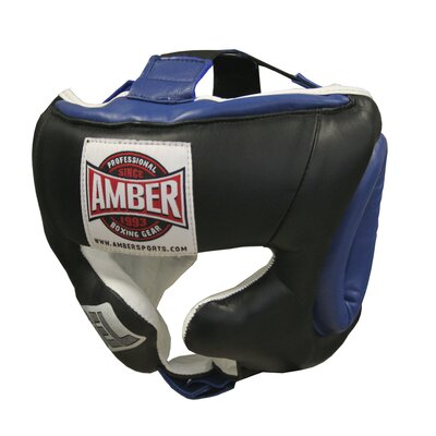 Amber Sporting Goods Medium Gel Traditional Training Headgear