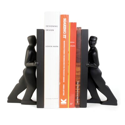 Kikkerland Bookends