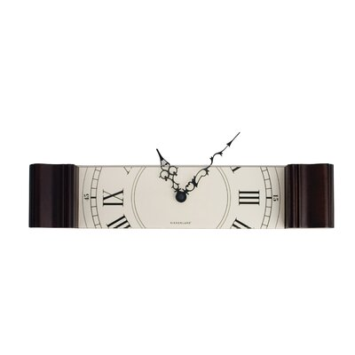 Kikkerland Sliced Grandfather Clock
