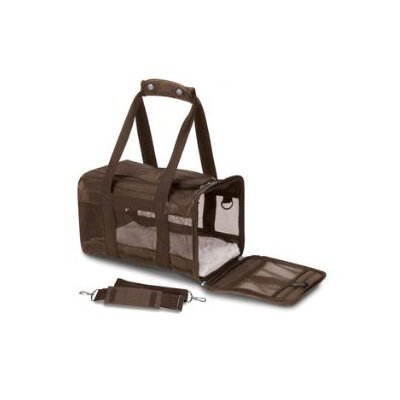 Sherpa Original Deluxe Pet Carrier in Brown