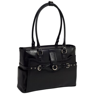 McKlein USA W Series Willow Springs Leather Ladies Briefcase