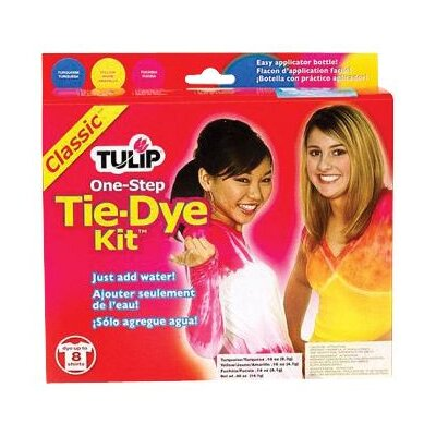 Tulip One Step Dyes Classic Tie Kit