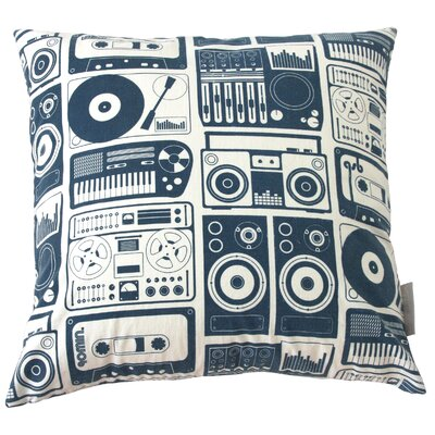 Aimee Wilder Designs Pillow in Dark Denim