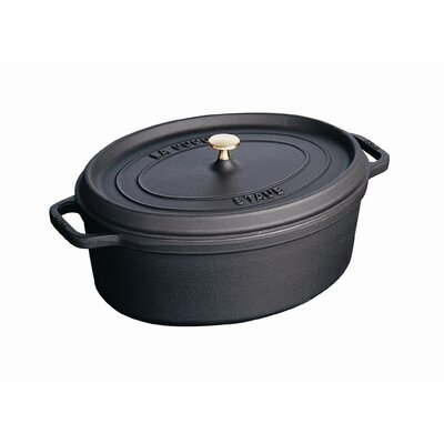 Staub 8 1/2-Qt. Oval Dutch Oven