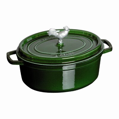 Staub Coq Au Vin 5 3/4-Qt. Round Dutch Oven