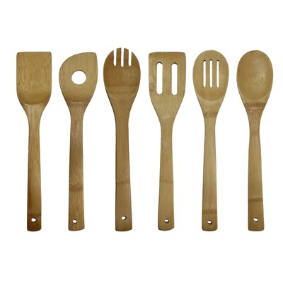Oceanstar Design 7-Piece Cooking Utensil Set