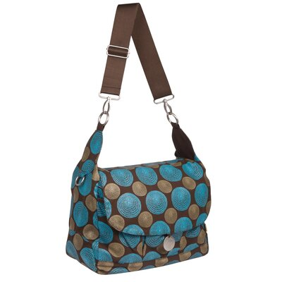Lassig Bags Gold Label Messenger Diaper Bag