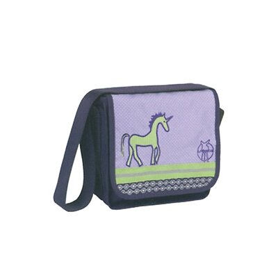 Lassig Bags Unicorn Mini Messenger Bag