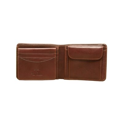 Tony Perotti The Green Collection Prima Removable Credit Card Case, ID & Coin Pocket