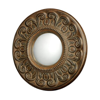 Dimond Lighting Moorefield Mirror in Ardmore