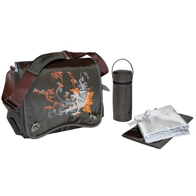 Kalencom Sam Messenger Diaper Bag Set