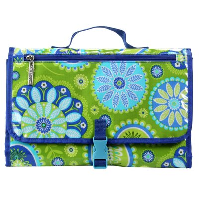 Kalencom Quick Change Kit in Gypsy Paisley Green