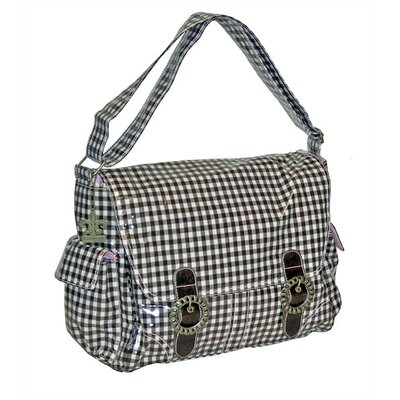 Kalencom Coated Double Buckle Diaper Bag