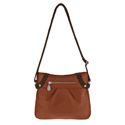 Leather Trim Olivia Mini Bag