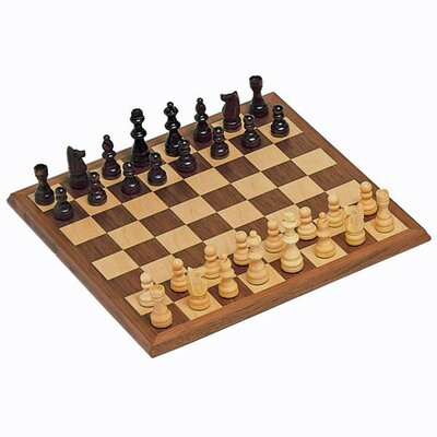 Wood Expressions Chess Set