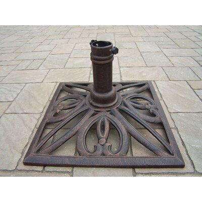 Oakland Living Free Standing Square Umbrella Base