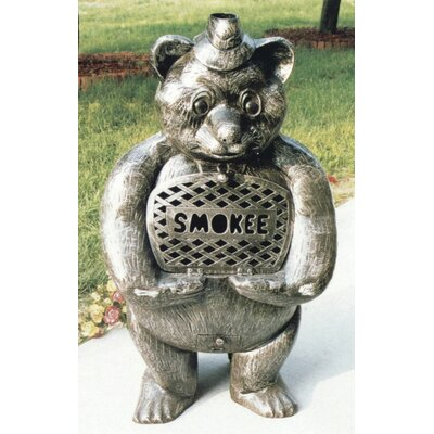 Smokee Bear Chimenea with Grill
