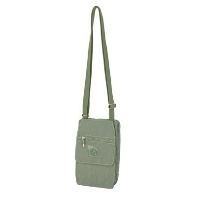 Travelon Dolphin Collection Slim-Line Essentials Only Bag