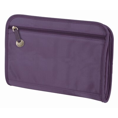 Travelon RFID Blocking Purse Organizer with Exterior Pockets