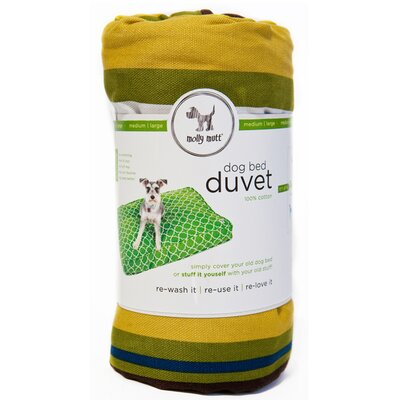 Molly Mutt I Walk The Line Dog Duvet