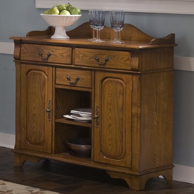 Liberty Furniture Nostalgia Casual Dining Server