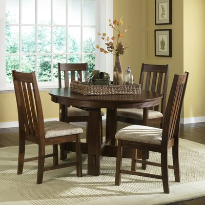 Liberty Furniture Urban Mission Casual 5 Piece Dining Set