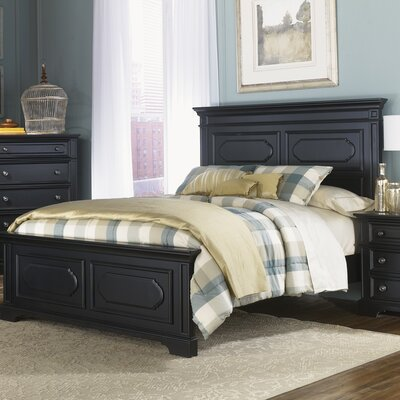 Liberty Furniture Carrington II Panel Bed