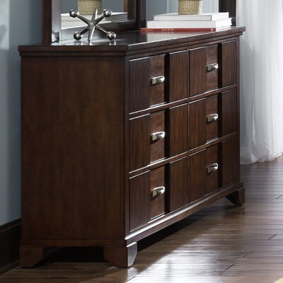 Reflections Bedroom 6 Drawer Dresser