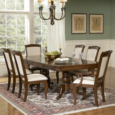 Louis Philippe Formal 7 Piece Dining Set