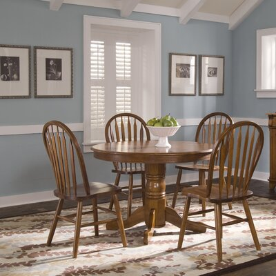 Liberty Furniture Nostalgia Casual 5 Piece Dining Set