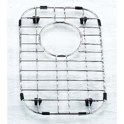 "Yosemite Home Decor 9"" x 14"" Sink Grid with Rubber Feet"