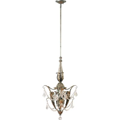 Yosemite Home Decor Swag 2 Light Mini Pendant