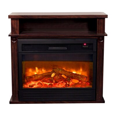 Yosemite Home Decor Manchester Electric Fireplace