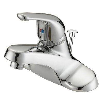 Yosemite Home Decor One Handle Centerset Bathroom Faucet