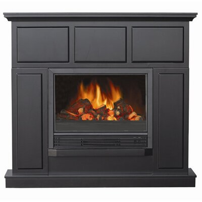 Achilles Free Standing Electric Fireplace