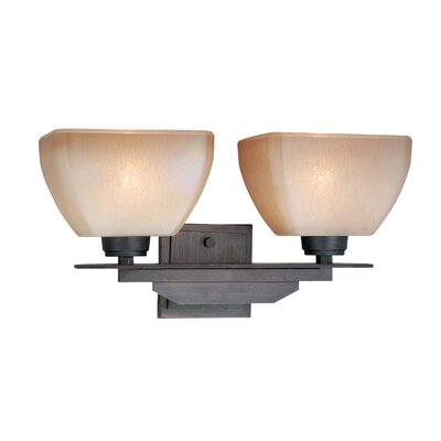 Vaxcel Descartes 2 Light Vanity Light