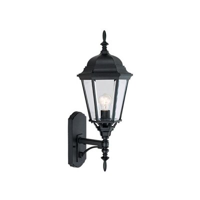 Vaxcel Birchard 1 Light Outdoor Wall Lantern