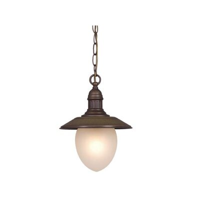 Nautical 1 Light Pendant
