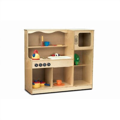 Whitney Brothers Toddler Kitchen Combo