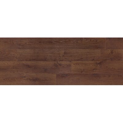 Quick-Step Modello 8mm Oak Laminate in Roasted Coffee