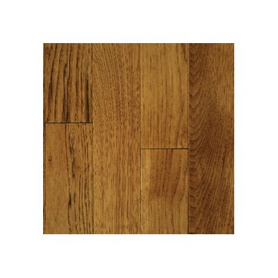 "Mullican Flooring Muirfield 2-1/4"" Solid Oak Flooring in Saddle"