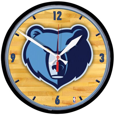 "Wincraft, Inc. NBA 12.75"" Round Clock - Minnesota Timberwolves"