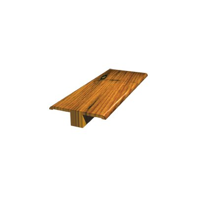 LM Flooring Hickory T-Molding in Hearth Hand Scraped