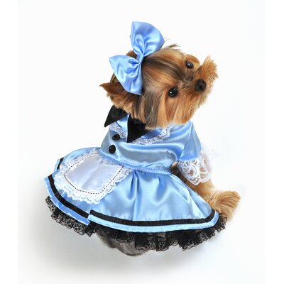 Fantasy Alice Dog Costume