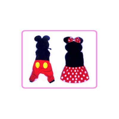Puppe Love Mouse Costume Dog Costume