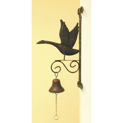 Creative Creations Sound Goose in Flight Bell