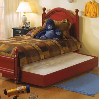 Alligator Monterey Bed with Trundle