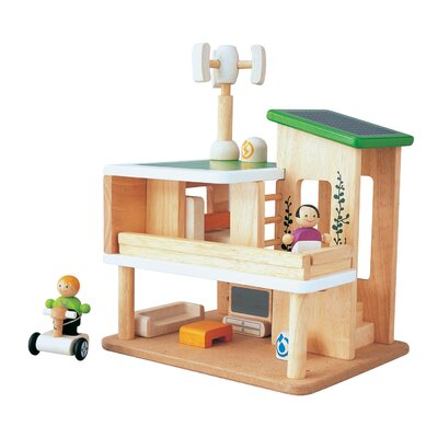 Plan Toys City Eco Home