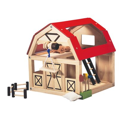 Plan Toys Dollhouse Barn