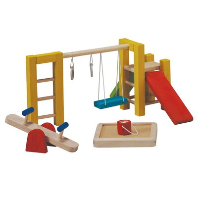 Plan Toys Dollhouse Playground
